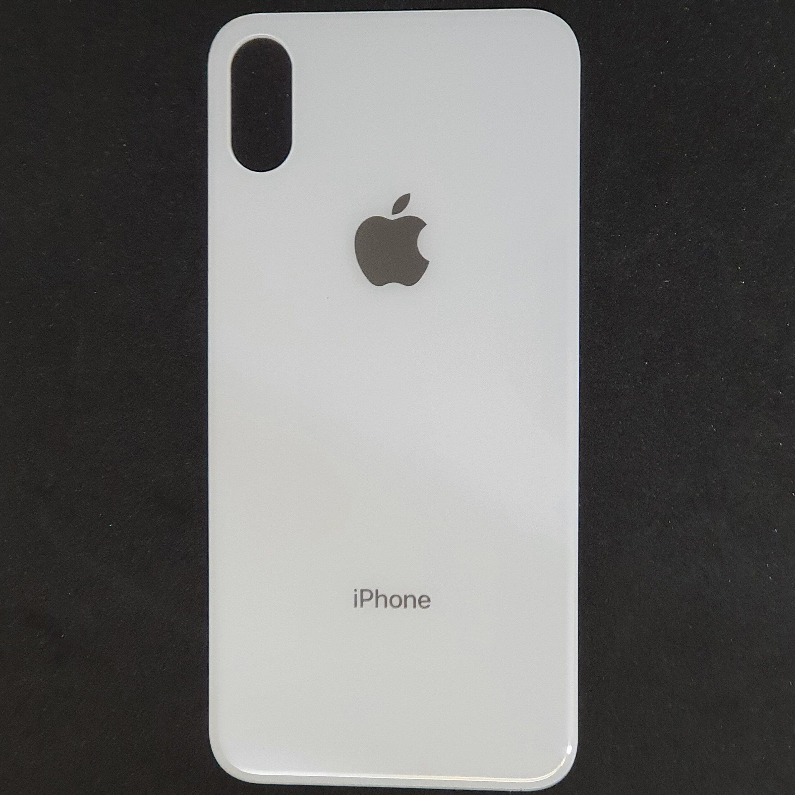 Apple Iphone X akkufedél hátlap fehér